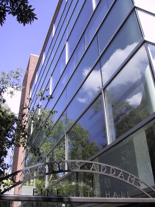 Addams Fine Arts Hall, University of Pennsylvania